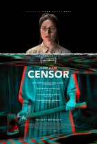 Friday, June 11, 2021: Censor Premieres Today in Theaters