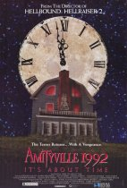 Horror History: Thursday, July 16, 1992: Amityville: It's About Time was released direct-to-video