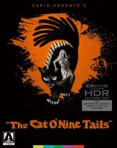 The Cat O' Nine Tails (1971) (Limited Edition) (4K Ultra HD + Blu-ray) Available August 24