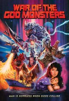 War Of The God Monsters (1985) Available September 7