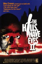 Horror History: Friday, August 2, 1985: The Hills Have Eyes Part II was released in theaters