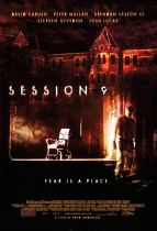 Horror History: Friday, August 10, 2001: Session 9 was released in theaters