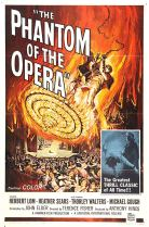 Horror History: Wednesday, August 15, 1962: The Phantom of the Opera was released in US theaters
