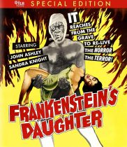 Frankenstein's Daughter (1958) (The Film Detective Special Edition) Available October 19