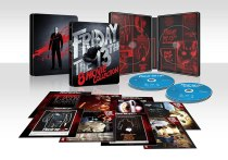 Friday the 13th 8-Movie Collection (Limited Edition Steelbook) Available October 12