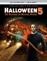 Halloween 5: The Revenge of Michael Myers (1989) (Collector's Edition) (4K Ultra HD) Available October 5