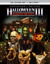 Halloween III: Season of the Witch (1982) (Collector's Edition) (4K Ultra HD) Available October 5