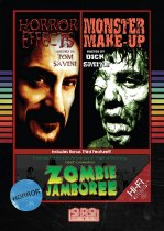 Halloween Make-up & Effects with Tom Savini And Dick Smith (Bonus Feature: Zombie Jamboree '93) Available October 5