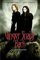 Horror History: Tuesday, September 7, 2004: Ginger Snaps Back: The Beginning was released direct-to-video