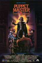 Horror History: Wednesday, September 21, 1994: Puppet Master 5 was released direct-to-video