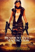 Horror History: Friday, September 21, 2007: Resident Evil: Extinction was released in theaters