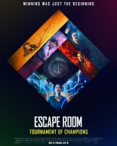 Tuesday, September 21, 2021: Escape Room: Tournament of Champions Premieres Today on VOD