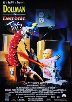 Horror History: Wednesday, October 13, 1993: Dollman vs. Demonic Toys was released direct-to-video