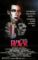 Horror History: Tuesday, October 14, 1980: Fade to Black was released in theaters