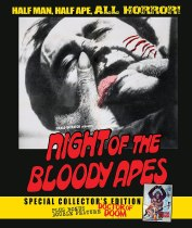 Night of the Bloody Apes (1969) Available November 2