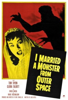 I Married A Monster poster 1