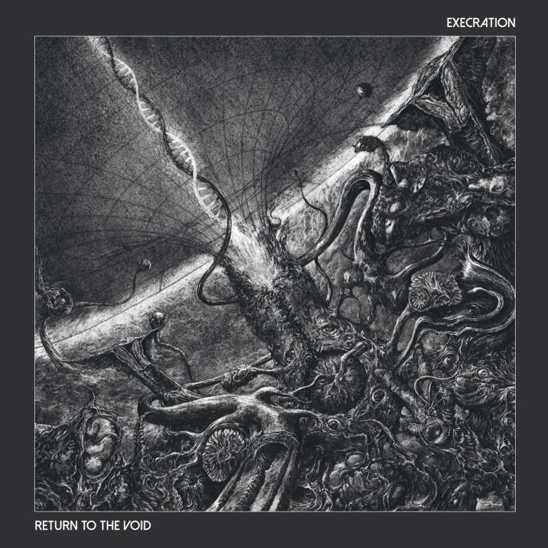 EXECRATION Detail New Album, 'Return To The Void'!