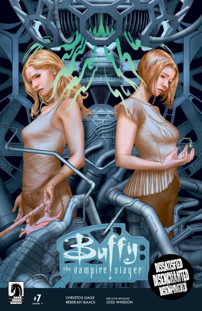 Comic Crypt: BUFFY THE VAMPIRE SLAYER SEASON 11 #7 Preview