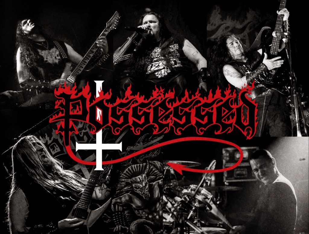 Death Metal Legends POSSESSED Sign To Nuclear Blast!
