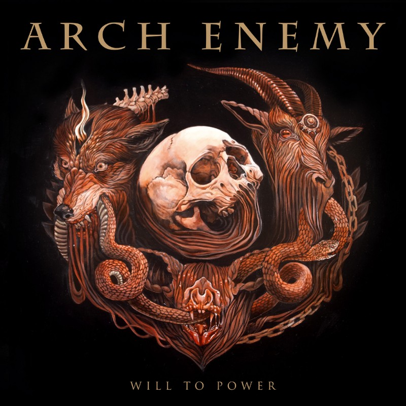 ARCH ENEMY Reveal Details For Upcoming Album, 'Will To Power'!