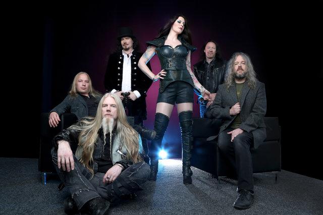 Metal Titans NIGHTWISH Start Their 9-Month 'Decades: World Tour In North America!