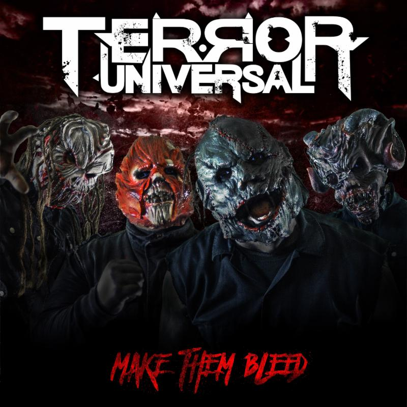 Horror Metallers TERROR UNIVERSAL Announced Debut Album!