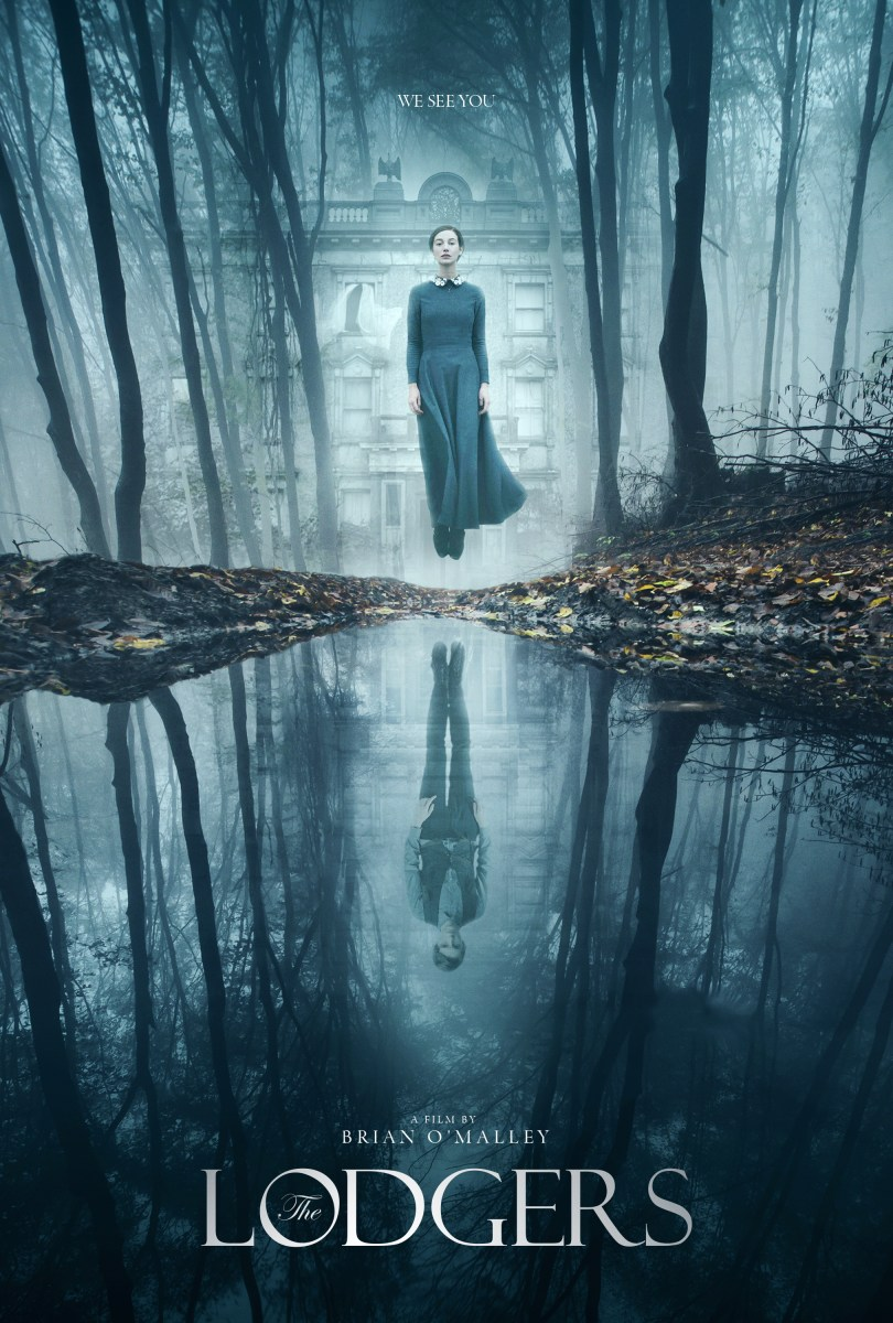 Gothic Horror Film THE LODGERS Release Key Art & Stills!