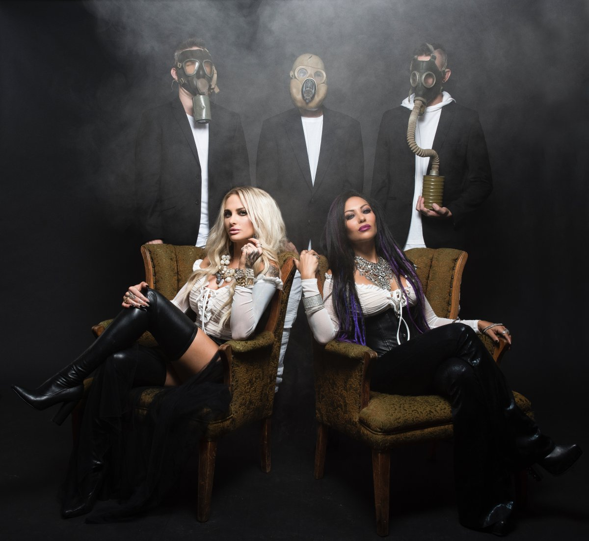 Thrash Metallers BUTCHER BABIES New Album 'Lilith' Out Now!