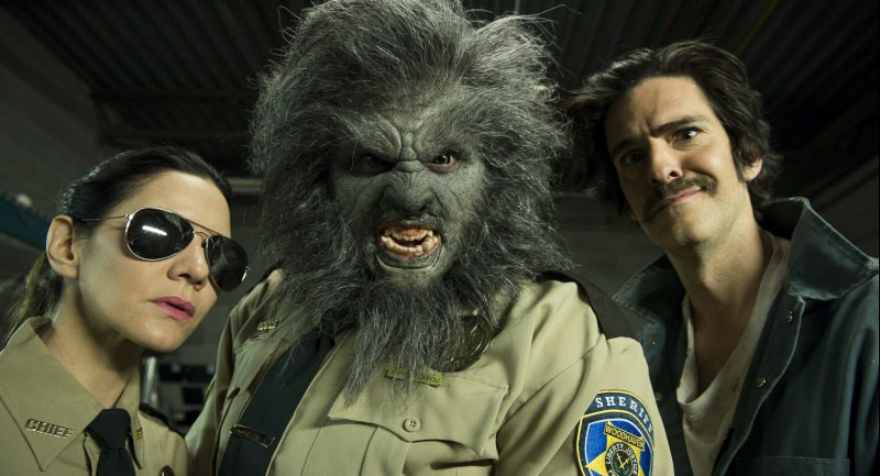 Fresh Clip For Horror Comedy, ANOTHER WOLFCOP!