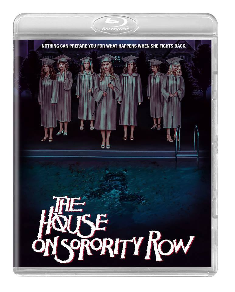 Scorpion Releasing To Debut Remastered THE HOUSE ON SORORITY ROW Blu-Ray!
