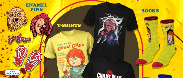 58fff251 New Chucky Apparel Now Available From Fright-Rags!