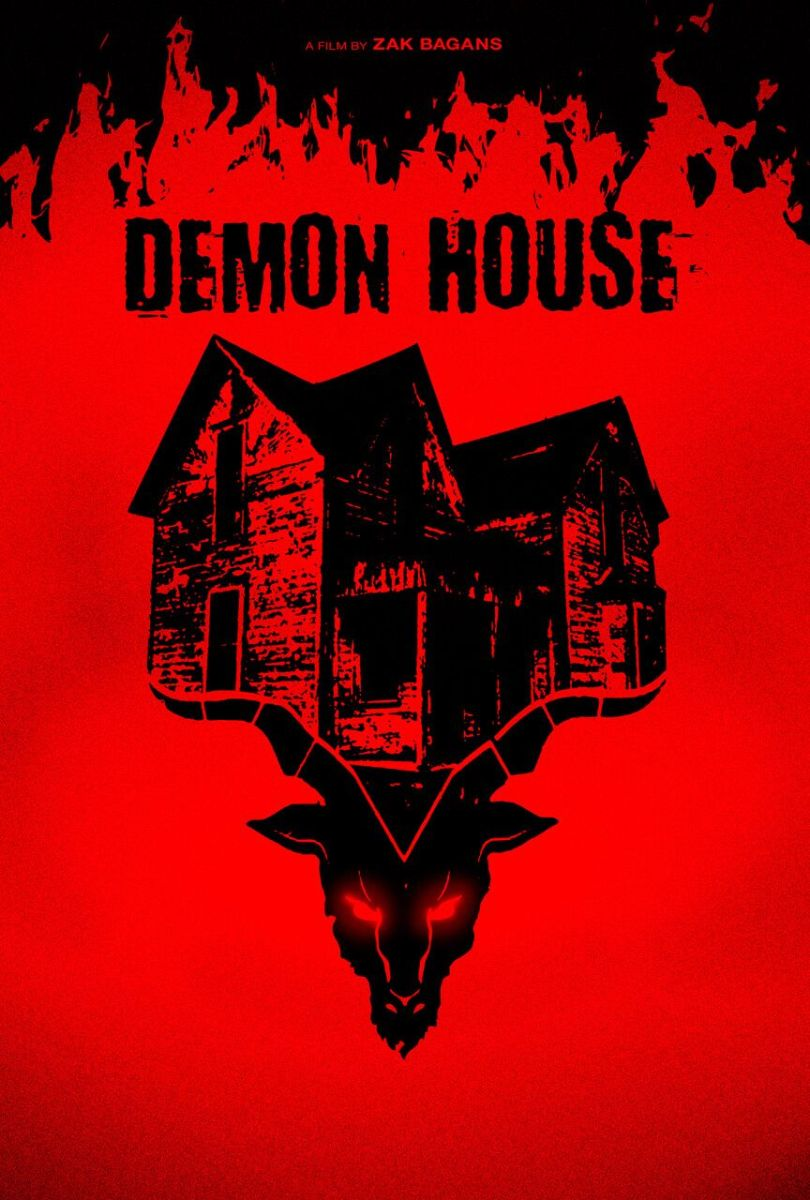 New Poster Debut For Zak Bagans DEMON HOUSE Documentary!