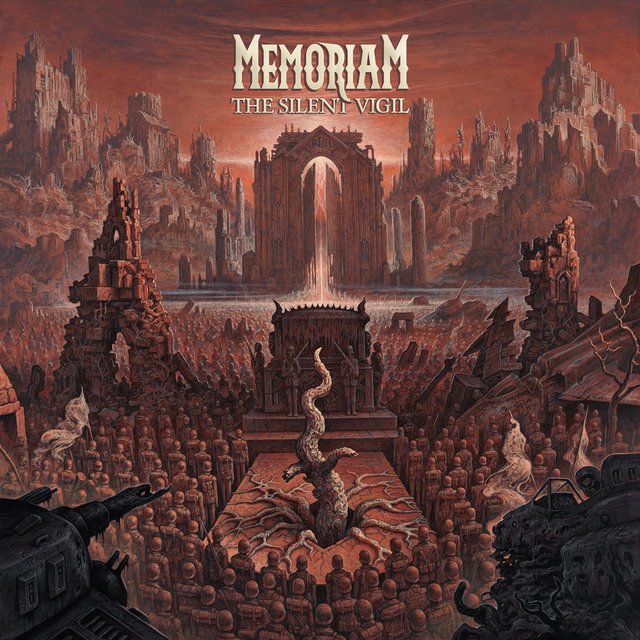 Old School Death Metallers MEMORIAM Releasing New Album This March!