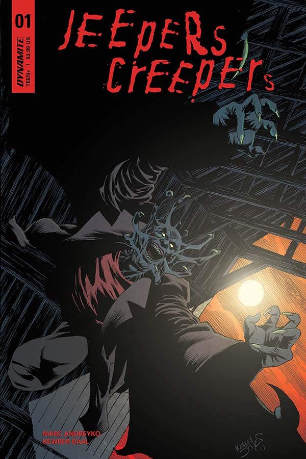 Comic Crypt: Jeepers Creepers #1 Preview