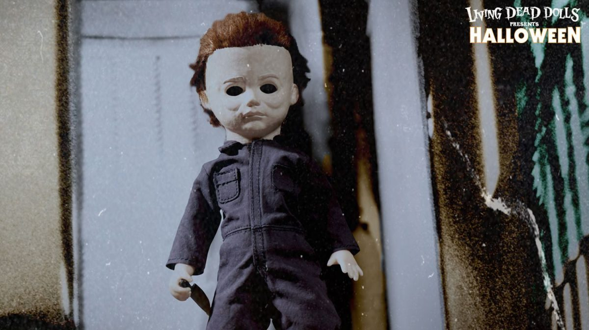 Mezco Toyz To Unleash Living Dead Dolls Presents Michael Myers HALLOWEEN Collectible Figure!