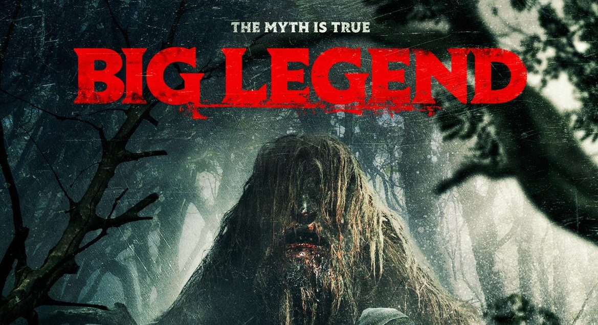 Official Trailer For New Bigfoot Horror Film BIG LEGEND!