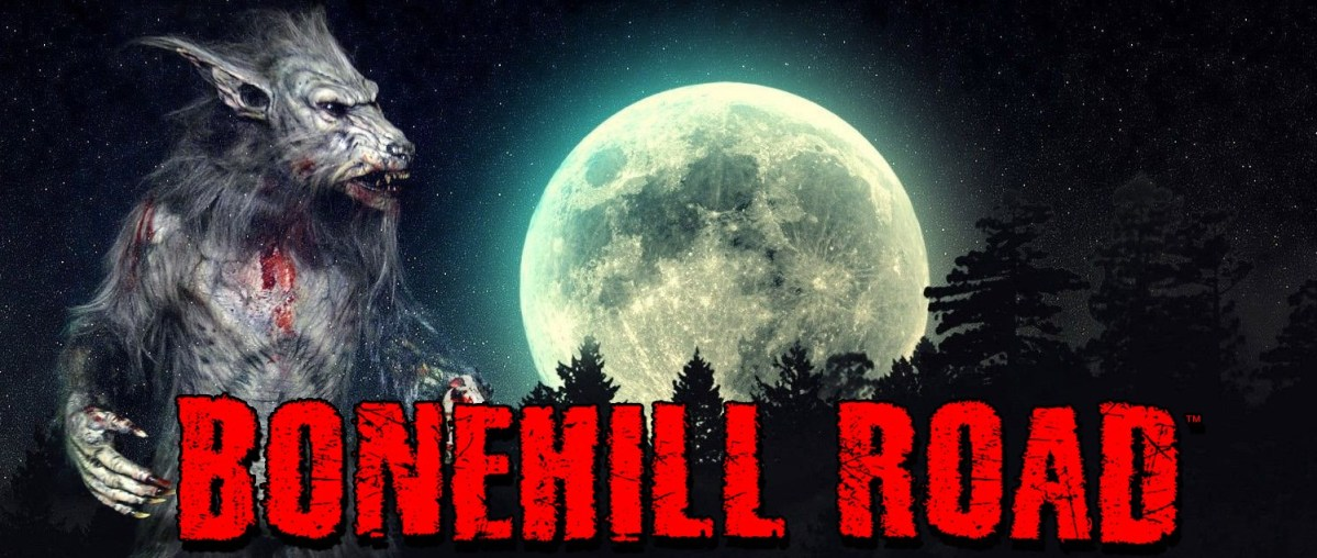 Official Trailer For Werewolf Horror BONEHILL ROAD!