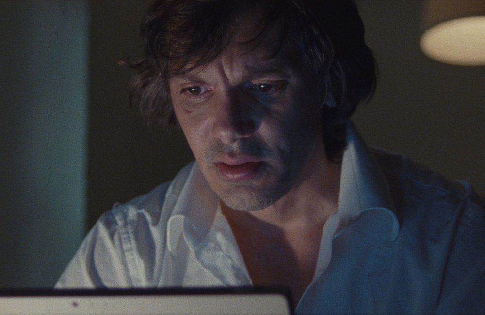Get A First Look At Lukas Haas In New Horror Film, BROWSE!