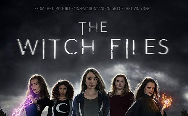 First Trailer For Supernatural Thriller THE WITCH FILES!