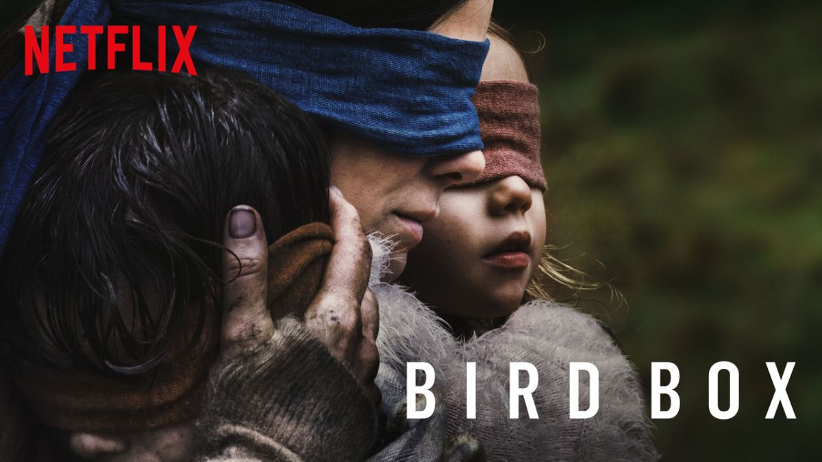 New Trailer For Sandra Bullock Horror Film BIRD BOX!