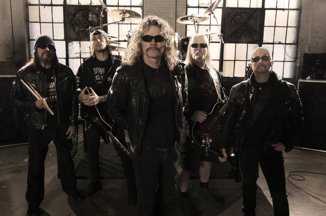 """Mighty Thrashers OVERKILL Release First Single, """"Last Man Standing"""" from Upcoming Album!"""