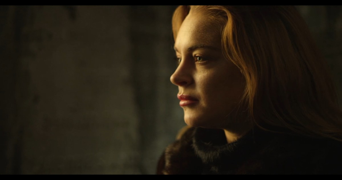 First Look at Lindsay Lohan Werewolf Horror Film, AMONG THE SHADOWS!