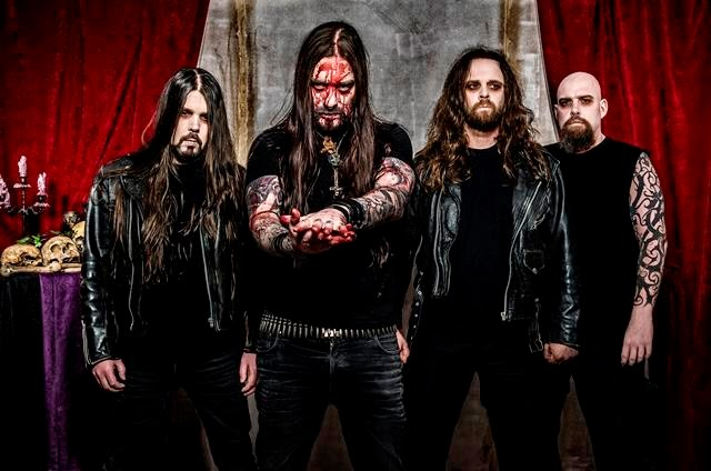 Extreme Death Metallers ANTROPOMORPHIA Detail Upcoming New Album; Launch Title Track!