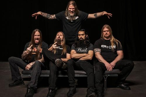 "AMON AMARTH Drop New Single for ""Raven's Flight"" & Detail New Album!"