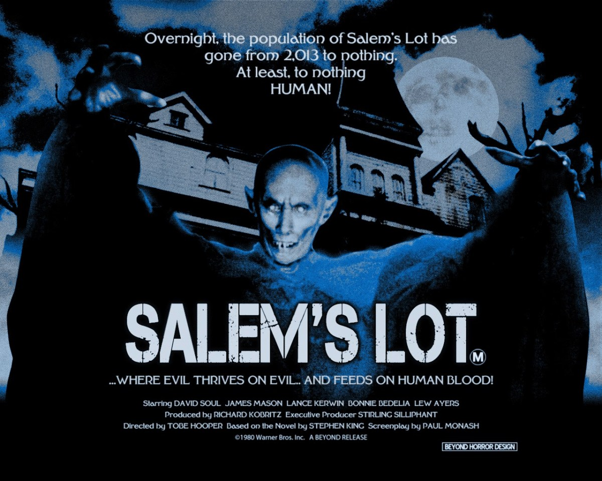 Stephen King's SALEM'S LOT Coming to the Big Screen from James Wan & Gary Dauberman!