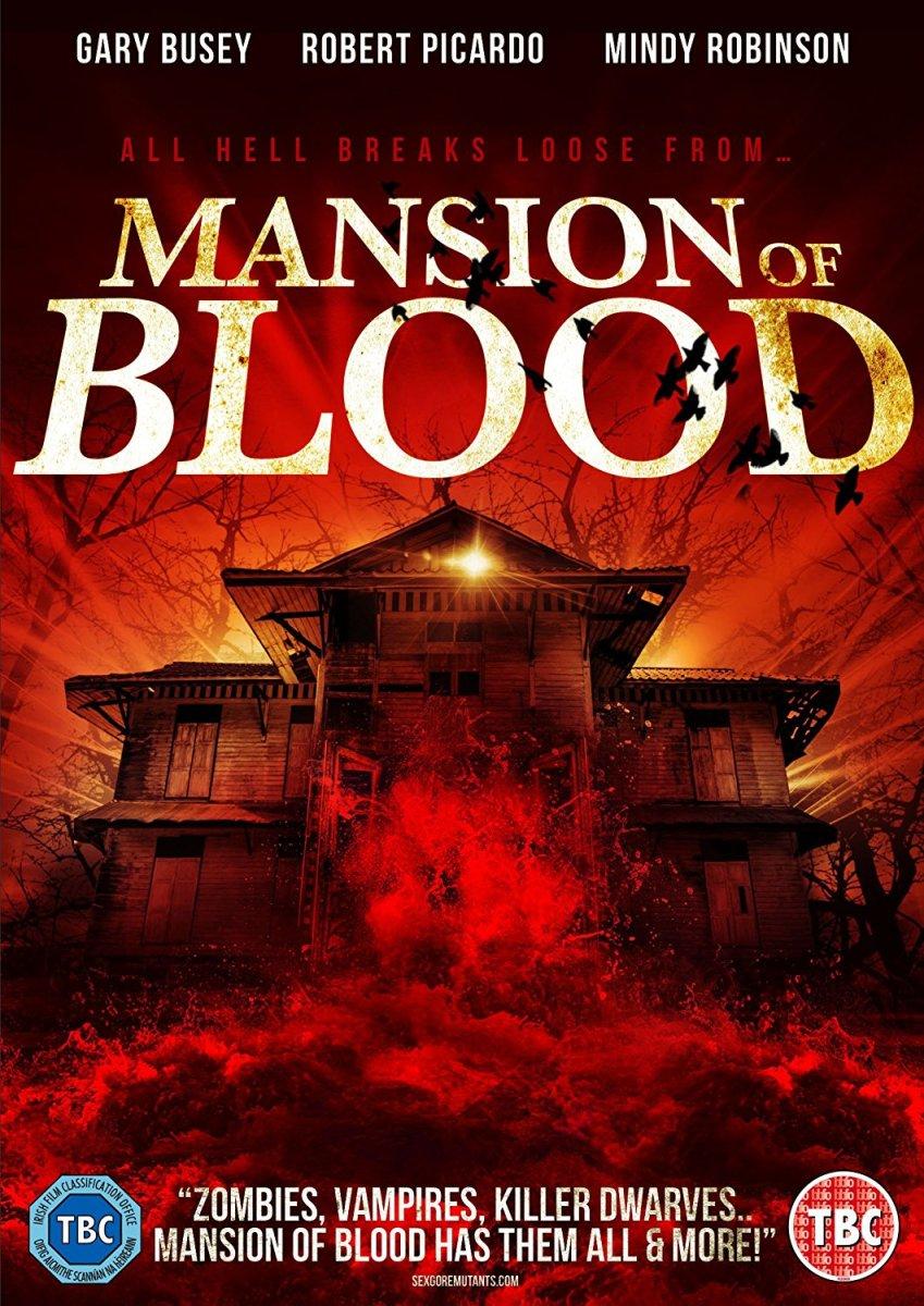 Mansion Of Blood Usa 2015 Horrorpedia