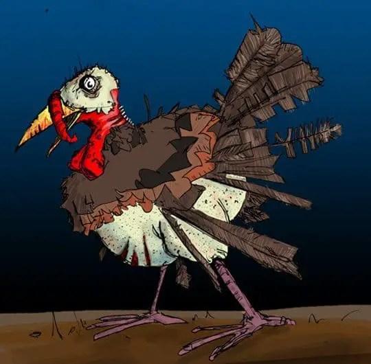turkey-of-the-dead