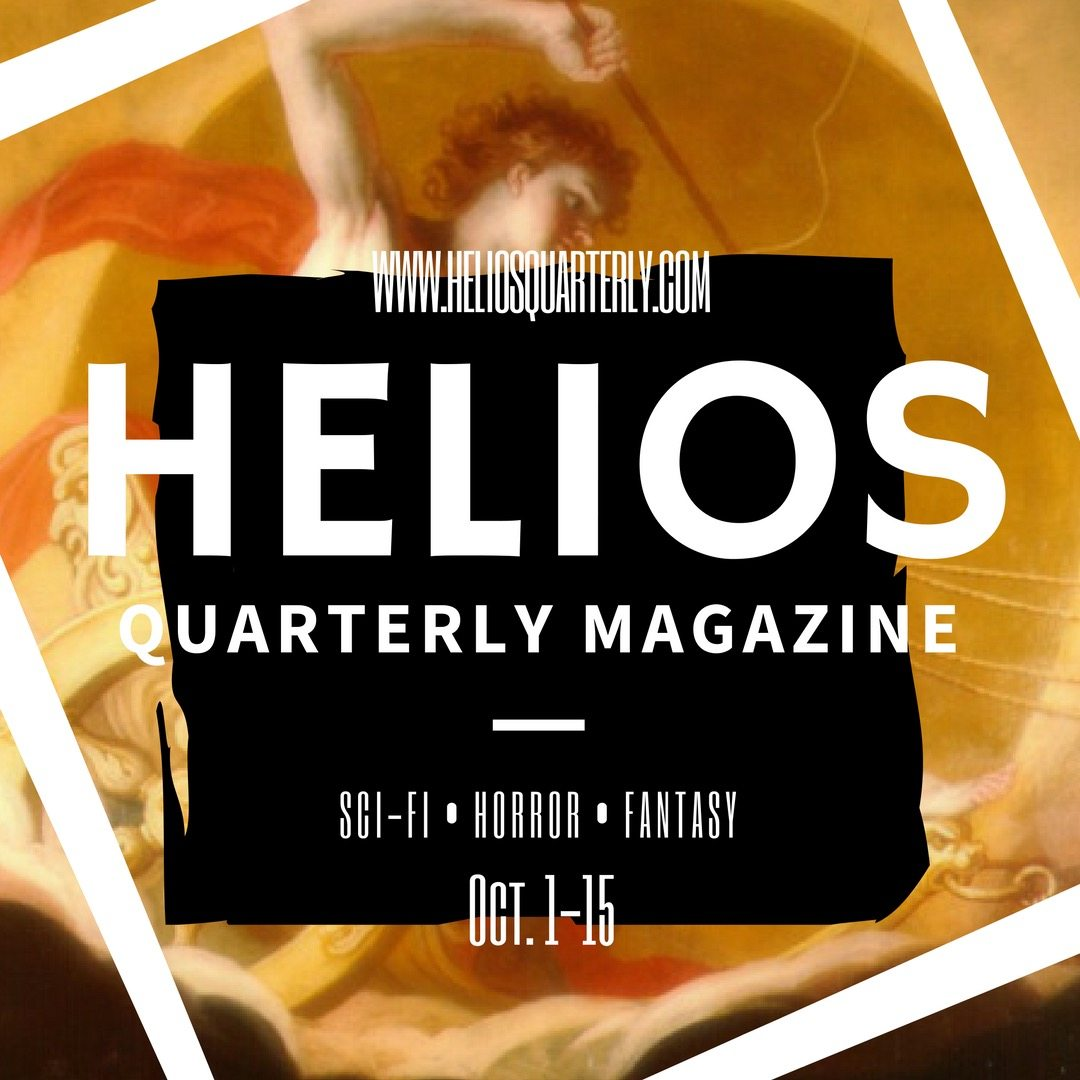 Taking Submissions: Helios Quarterly Magazine December Issue