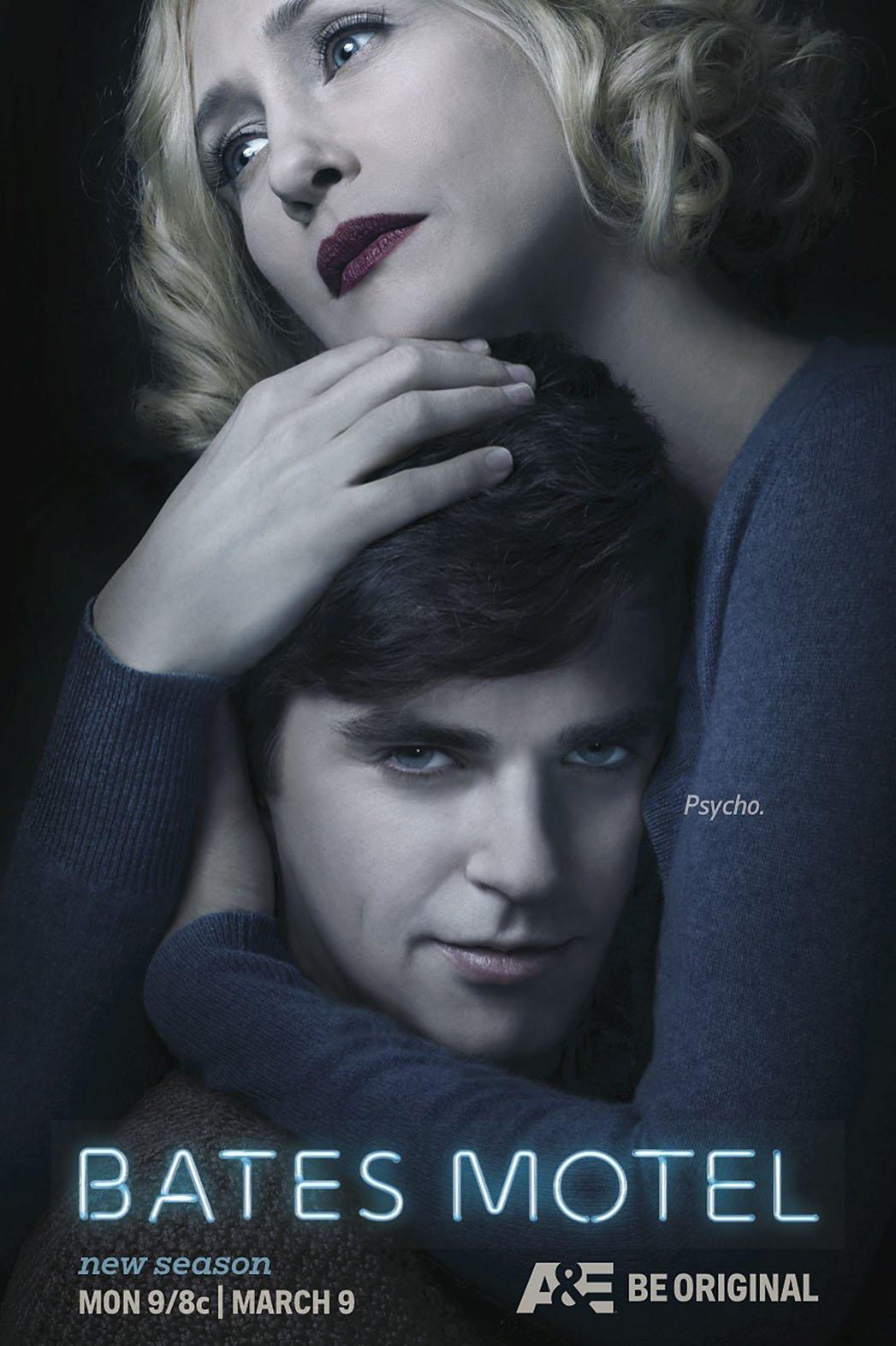 Official-film-illimite. : official-film-illimite., Bates, Motel', Season, Artwork, Released, Horror, Movies, Latest, Review