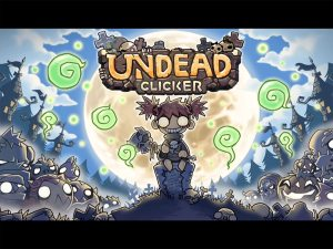 Undead Clicker (iOS) - 01